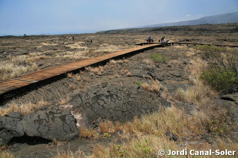 Algunos de los vestigios arqueológicos de Hawái son muy antiguos