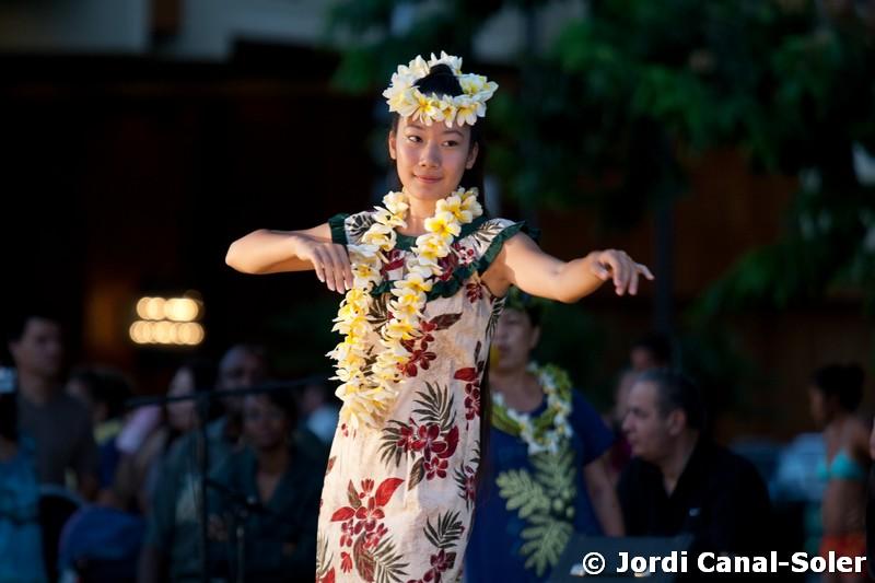 Bailarina de Hula
