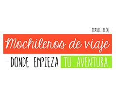 MOCHILEROS DE VIAJE