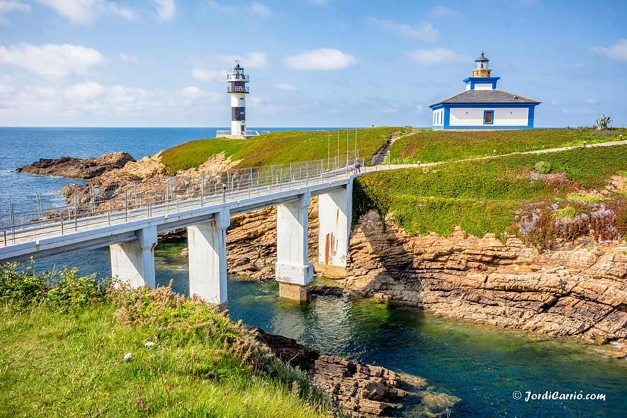 Illa Pacha, Galicia