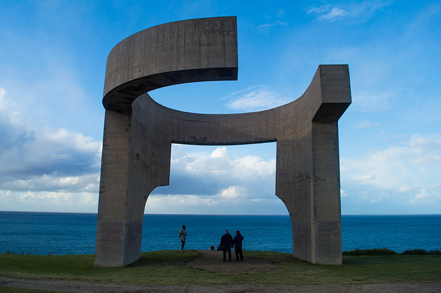 Visitar Gijón significa entrar en directo contacto con el Cantábrico y su esencia atlántica
