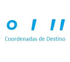 COORDENADAS DE DESTINO
