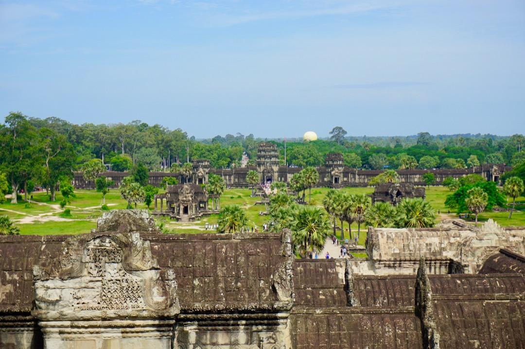 Angkor Wat Sudeste Asiático