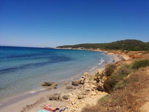 Binigaus, una de las 5 mejores calas de Menorca