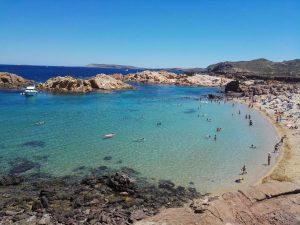 Cala Pregonda, una de las 5 mejores calas de Menorca
