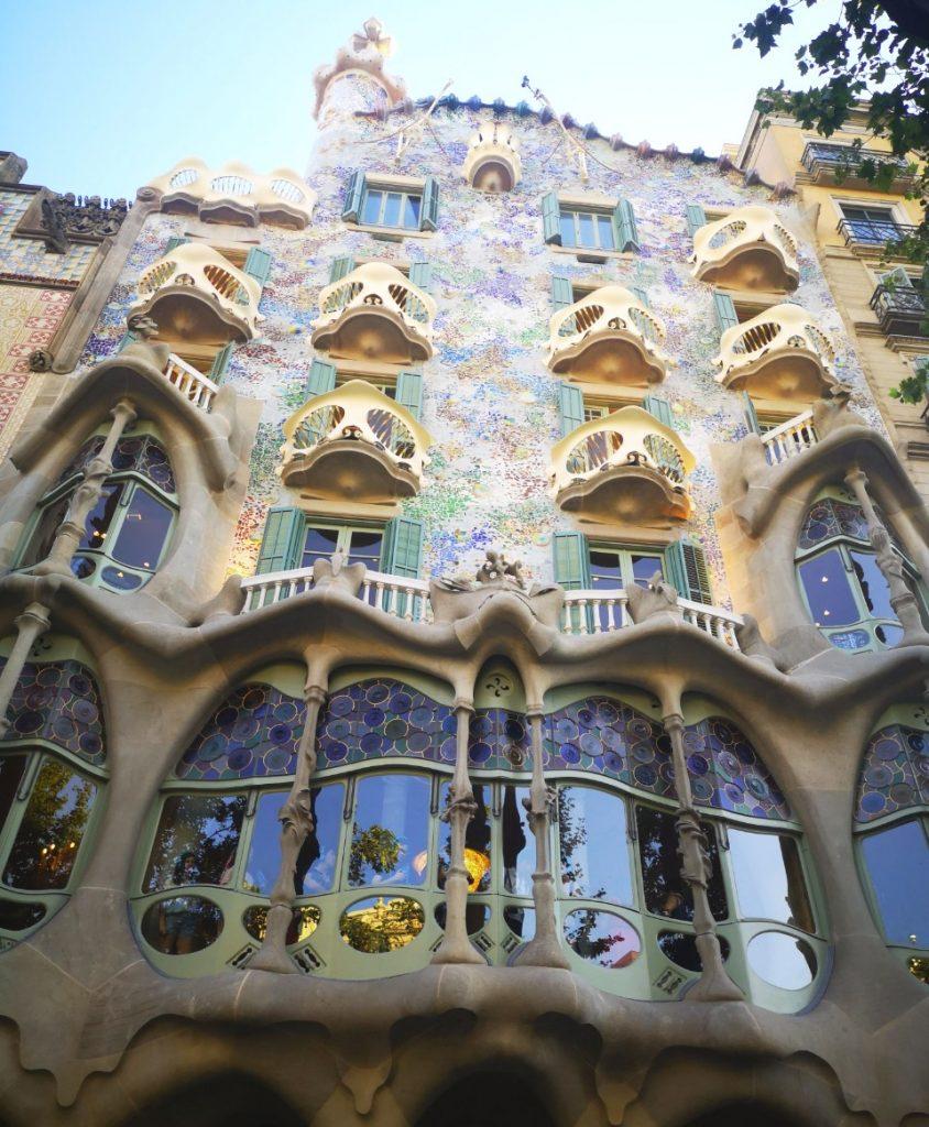 obras Gaudí Barcelona