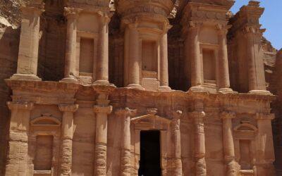 ruta de una semana por Jordania