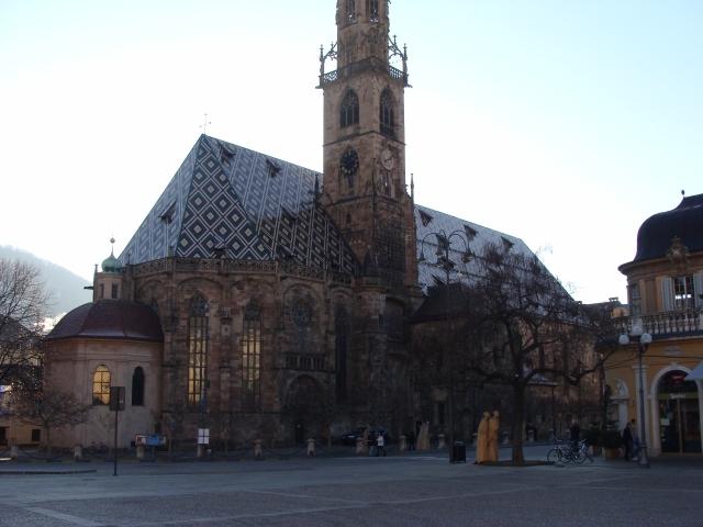Duomo de Bolzano - Visitar Trentino-Alto Adigio