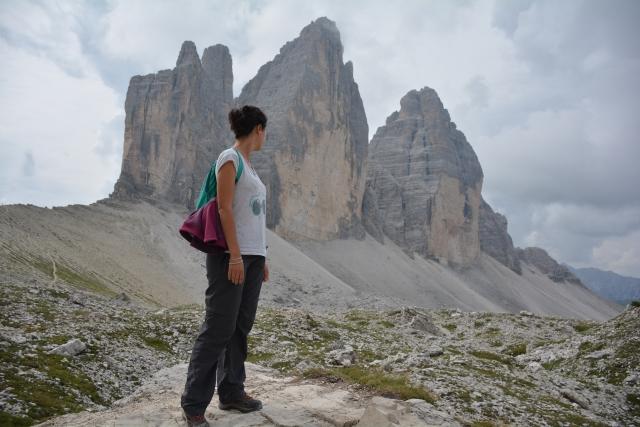 las tres cimas de Lavaredo - Visitar Trentino-Alto Adigio