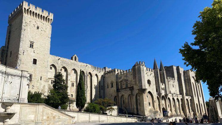 Palacio Papal de Avignon